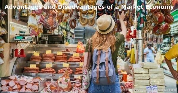 Advantages and Disadvantages of a Market Economy