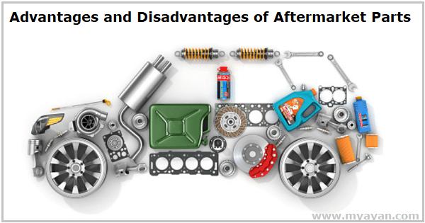 Advantages and Disadvantages of Aftermarket Parts - Generic Parts