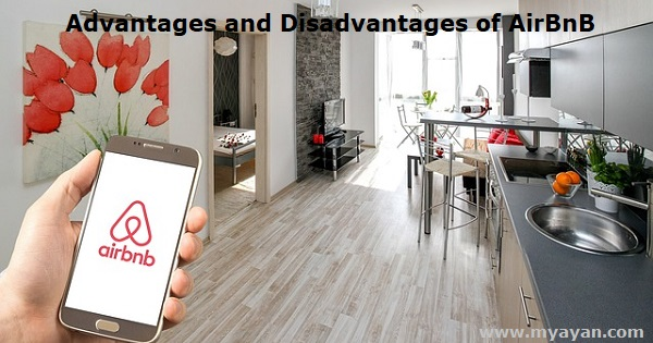 Advantages and Disadvantages of Airbnb