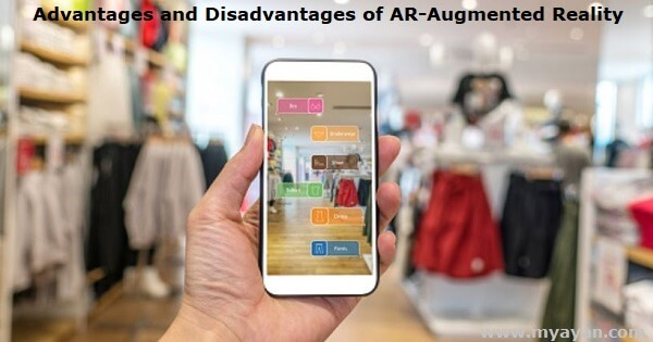 Advantages and Disadvantages of AR - Augmented Reality