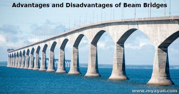 Advantages and Disadvantages of Beam Bridges