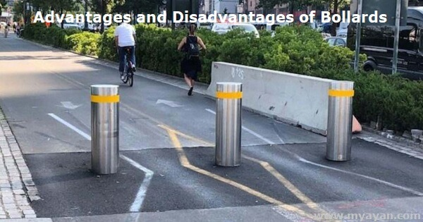 Advantages and Disadvantages of Bollards
