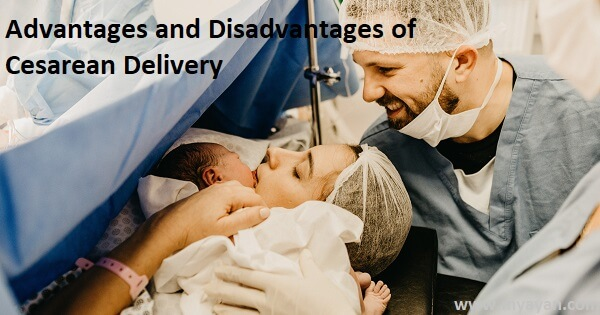 Advantages and Disadvantages of Caesarean Delivery