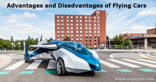 Advantages and Disadvantages of Flying Cars