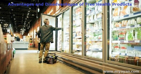Advantages and Disadvantages of Free Health Products