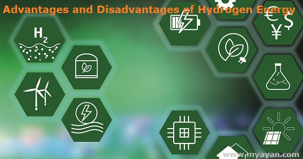 Advantages and Disadvantages of Hydrogen Energy