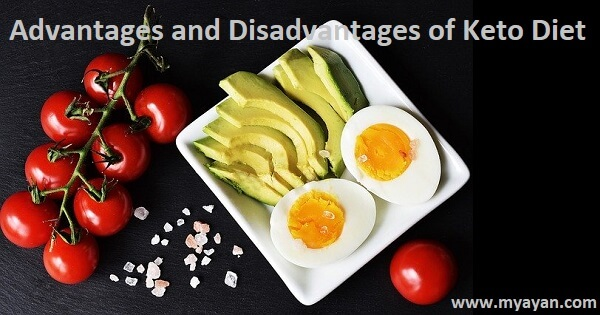 Advantages and Disadvantages of Keto Diet