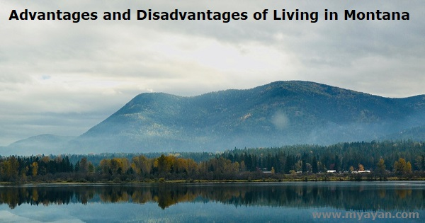 Advantages and Disadvantages of Living in Montana