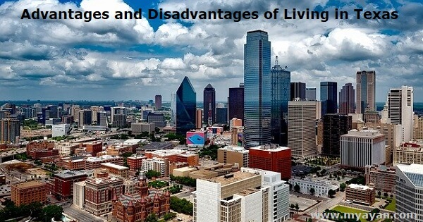 Advantages and Disadvantages of Living in Texas
