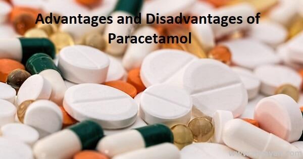 Advantages and Disadvantages of Paracetamol - Acetaminophen