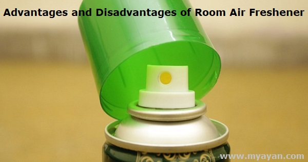 Advantages and Disadvantages of Room Air Freshener