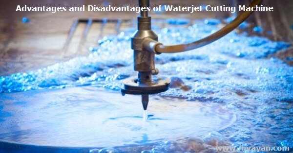 Advantages and Disadvantages of Waterjet Cutting Machine