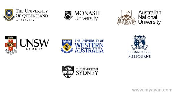 Australia Top University Ranking