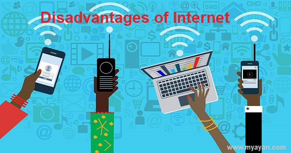 Disadvantages of Internet Use and Communication for Students