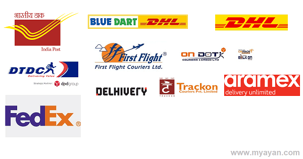 International Courier Services in India