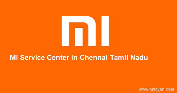 MI Service Center in Chennai Tamil Nadu. Authorized Repair Centres