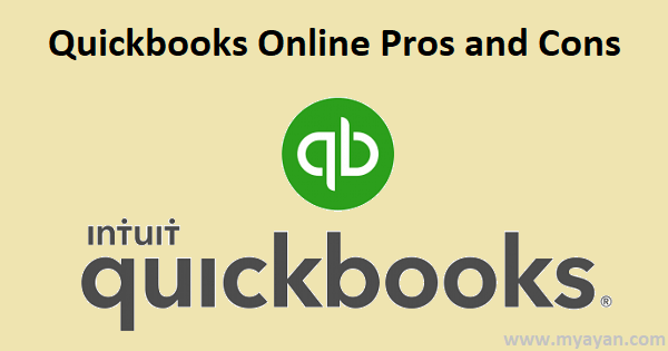 Quickbooks Online Pros and Cons