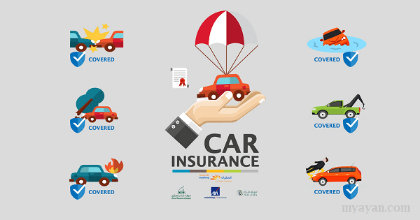 Top Car (Auto) Insurance Companies in Dubai UAE - Motor Insurance Policy