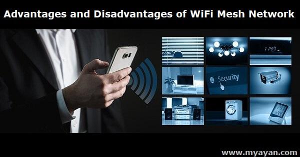 Wireless Mesh Network Disadvantages - Meshing WiFi